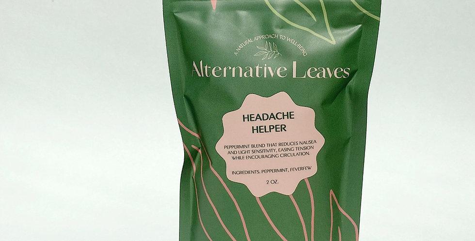 Headache Helper Tea