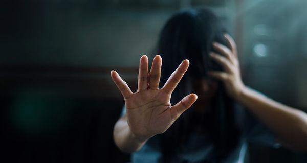 PTSD Mental health concept. Post Traumat