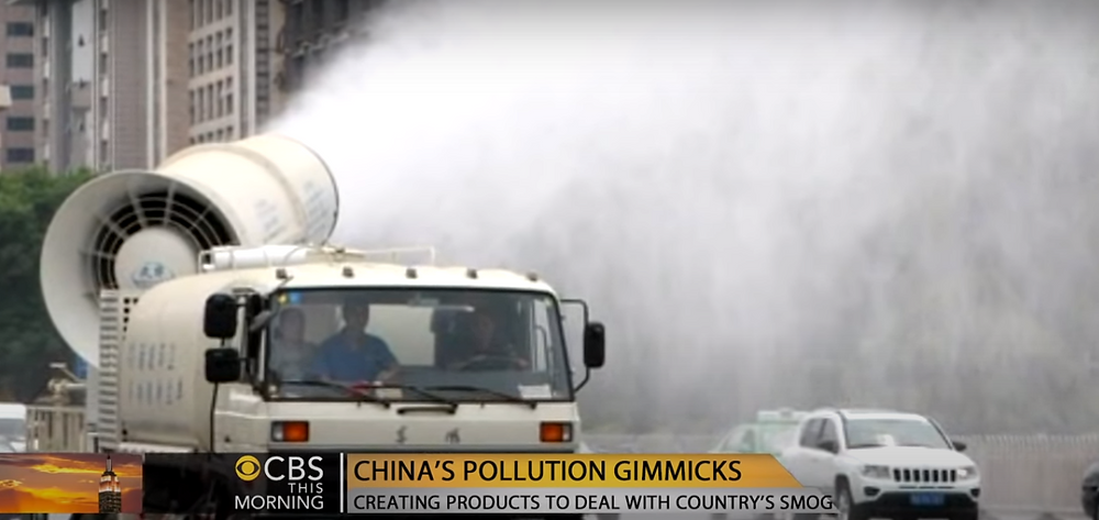 How China can reduce the much Air Pollution