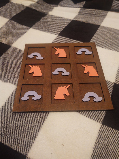 Tic-Tac-Toe Boards - multiple styles