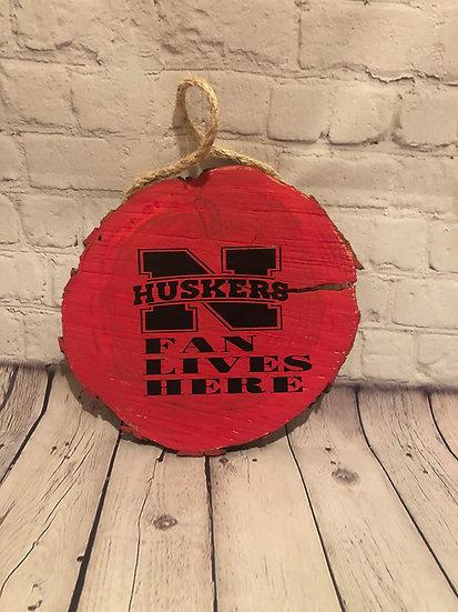 Nebraska wood door hangers