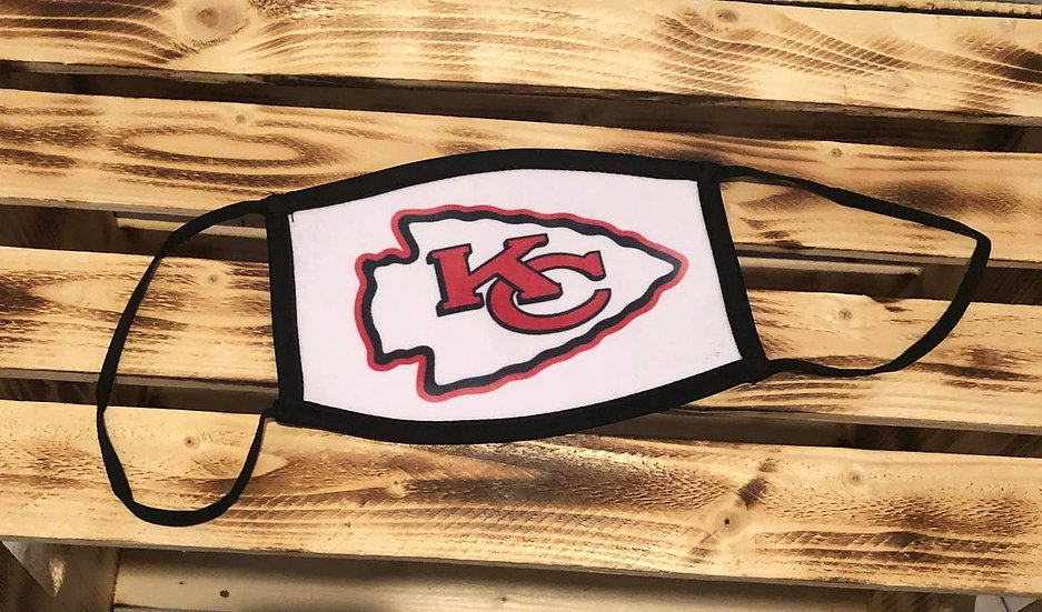 Chiefs face mask