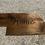 Thumbnail: Reclaimed barn wood Nebraska Signs