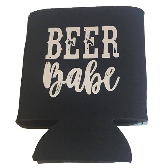 Beer Babe koozie