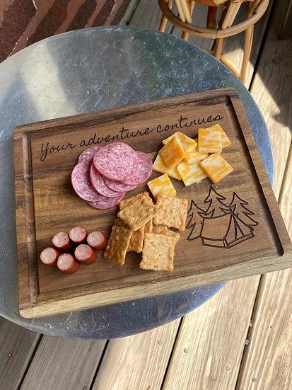 Customizable Acacia wood cutting boards