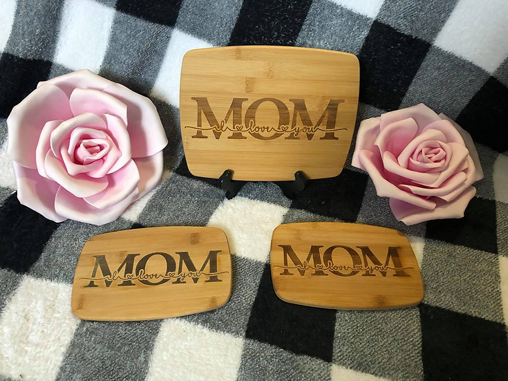 MOM cutting boards