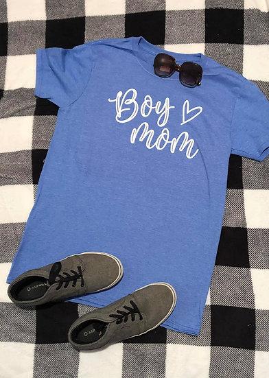 Boy Mom Shirts