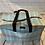 Thumbnail: Mercato Eco Brand - Zipper Tote - Large
