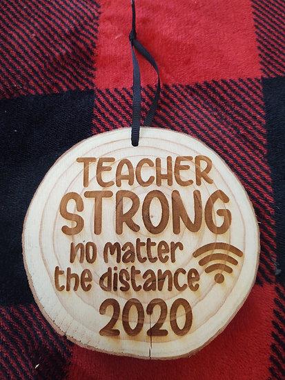 Teacher Coasters - 4 pack