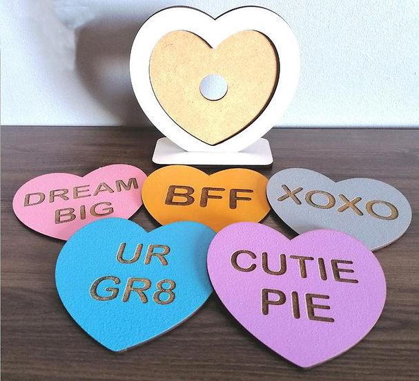 Valentines Sign - DIY kit