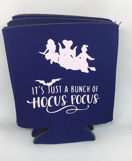 Hocus Pocus Koozie