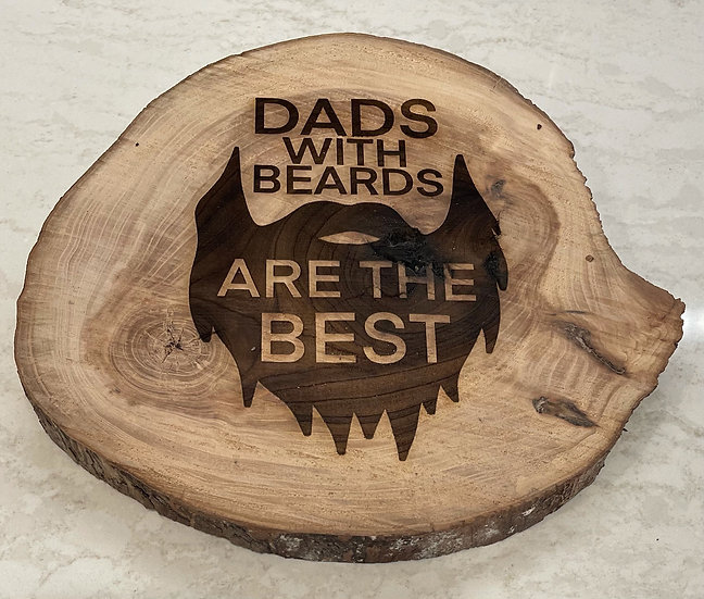 Fathers day wall hangers / plaques