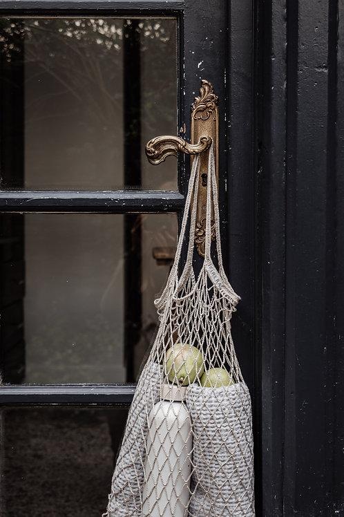 Large Linen Mesh Produce Bag