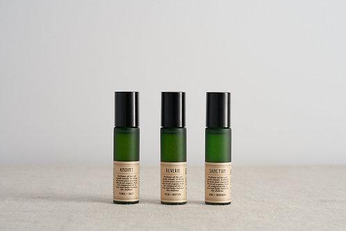 All Natural Perfume Oils