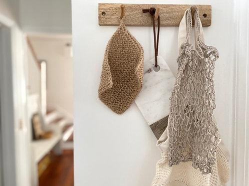 Medium Linen Mesh Produce Bags