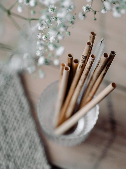 Reed Straw Set