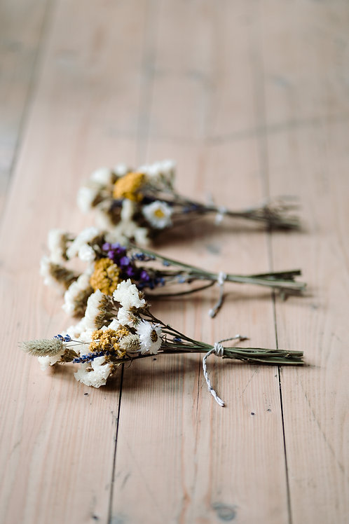 Dried Flower Bunch