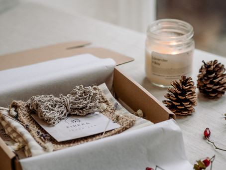 Two wonderful gift guides to help you shop small this Christmas