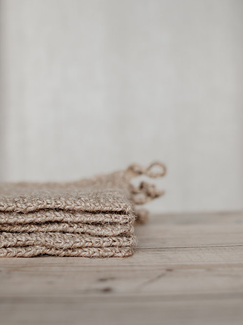 Jute Scourer / Multipurpose Cleaning Cloth