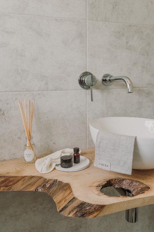 Linen Face Towel for Sensitive Skin