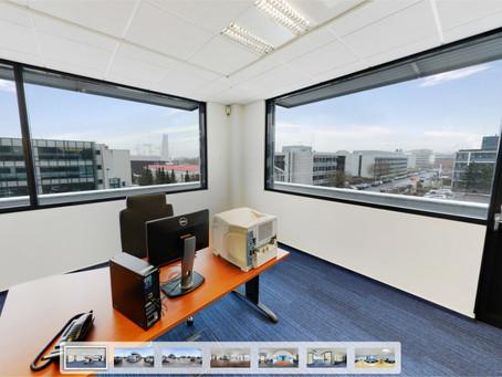 Visite Virtuelle 360°: Montrez vos bureaux sous leurs meilleurs angles 24/7