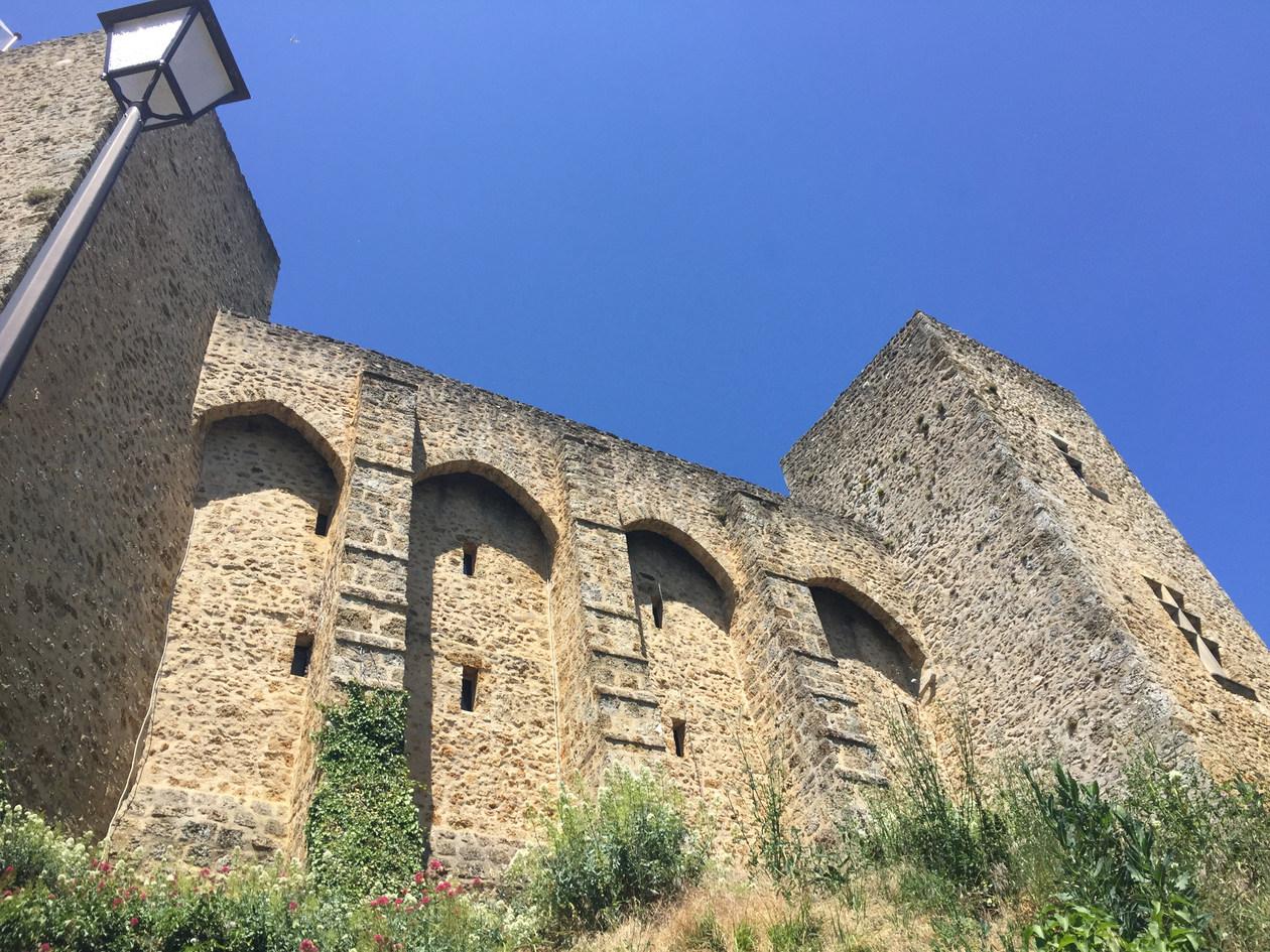 chateau de la madeleine