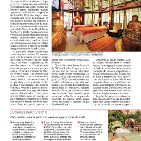 Matéria na Revista Encontro