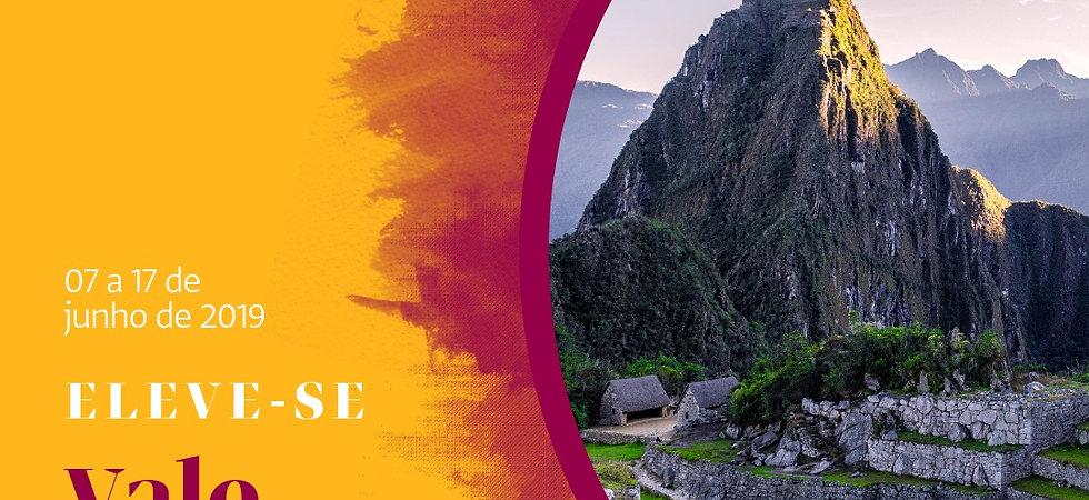 Eleve-se - Vale Sagrado dos Incas