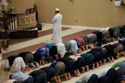 Taraweeh Prayers