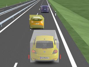 Using IPG Automotive's CarMaker Simulator