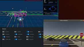 Using LG's LGSVL Simulator