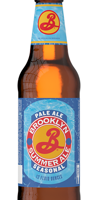 What We're Drinking - Brooklyn Summer Ale