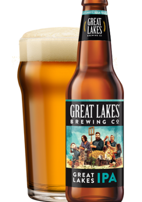 What We're Drinking - Great Lakes IPA