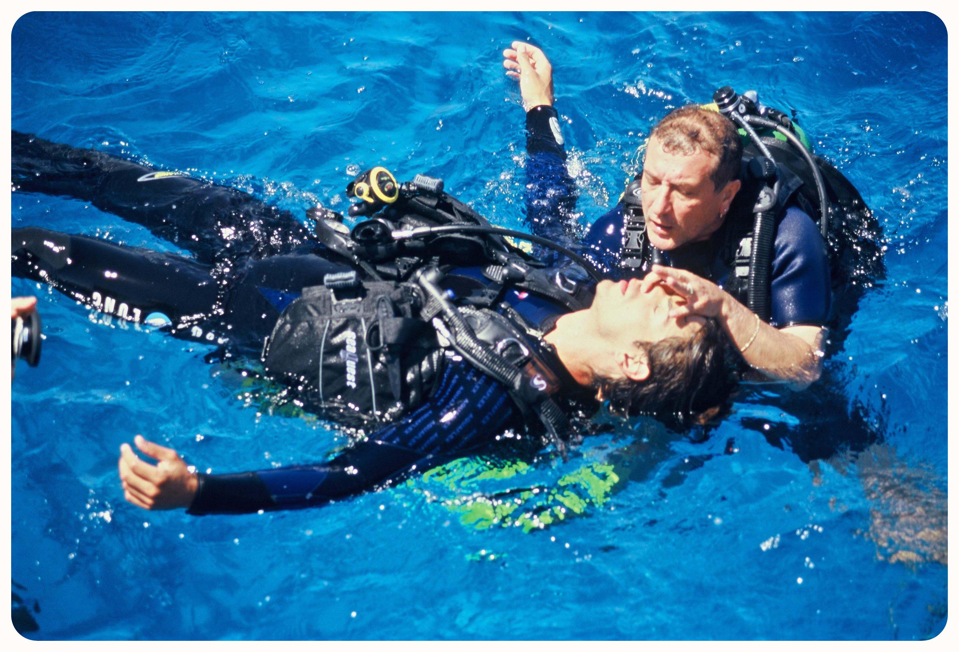 Resgate Diving College