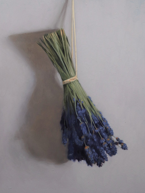Lavender From The Market
