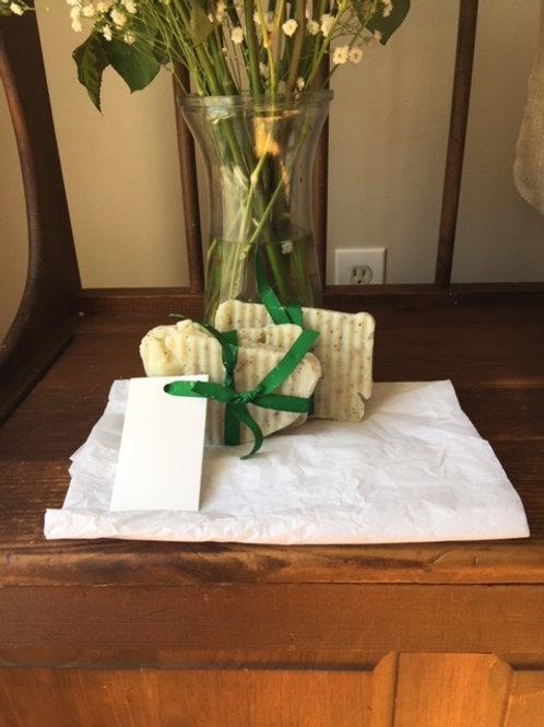 Mint Sensation Natural Soap Bar