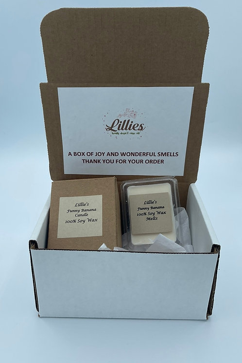 Lillie's Monthly Box