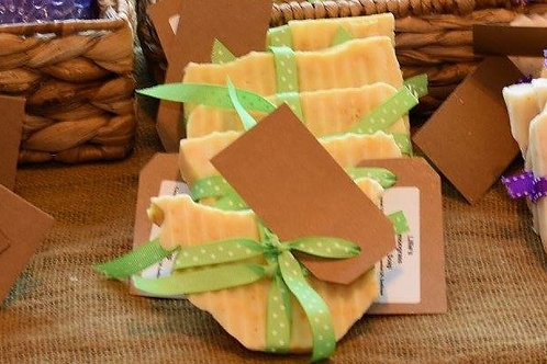 Lemongrass Natural Soap Bar