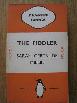 The Fiddler  by  Sarah Gertrude Millin