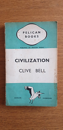 Civilization  by  Clive Bell