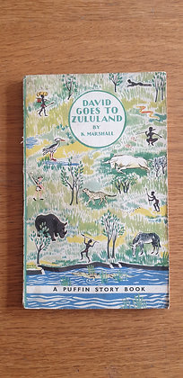 David Goes to Zululand  by  K. Marshall