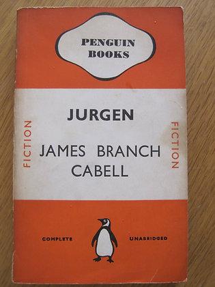 Jurgen  by  James Branch Cabell