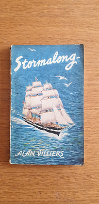 Stormalong  by  Alan Villiers