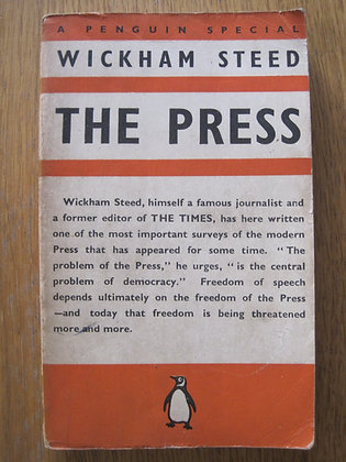 The Press  by  Wickham Steed