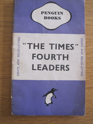 """""""The Times"""" Fourth Leaders"""