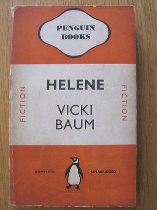 Helene  by  Vicki Baum