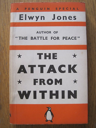 The Attack from Within  by  Elwyn Jones