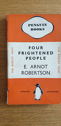 Four Frightened People  by  E. Arnot Robertson