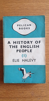 A History of the English People in 1815 (Book 1) by Élie Halévy