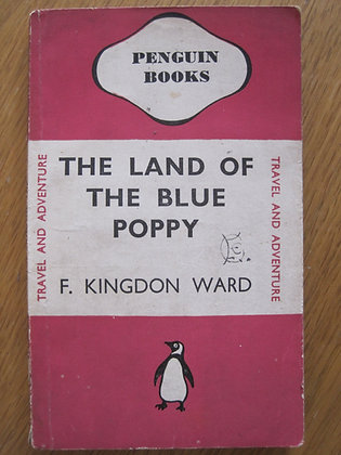 The Land of the Blue Poppy  by  F. Kingdon Ward